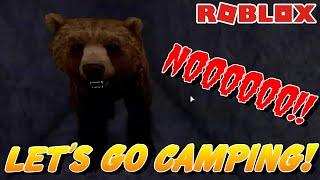 🏕️ Roblox Camping (PARTE 1) ¡Este viaje de camping fue un DESASTRE! 🏕️
