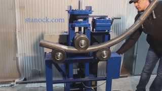Трубогиб 2(Трубогиб трехвалковый, позволяет проводить вальцевание металлопроката: Труба круглая до 76 мм Уголок до..., 2015-04-14T19:12:28.000Z)