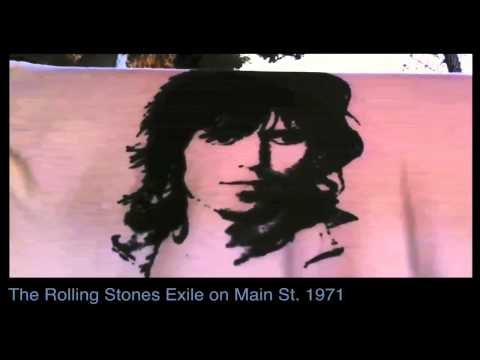 Nellcote in Exile- tribute to the golden years of Keef