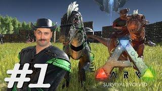 Bunları Bilmelisiniz | Ark Survival Evolved Türkçe #1 [Facecam] [Max Settings 60 fps]