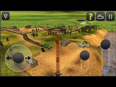 Construction Company Simulator - Build A Business #1 | Android Gameplay (Cartoon Games Network)