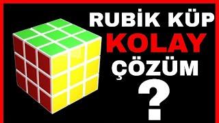 Rübik Küpü Nasıl Çözülür, Rubik Küpü Çözümü, Rubik Küp Çözme