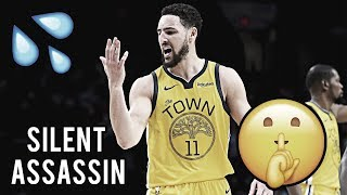There's NO CHANCE of WINNING, when KLAY THOMPSON is HITTING! || Part 2