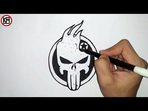 Cara menggambar logo