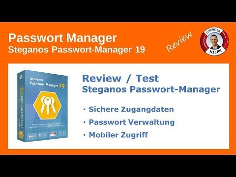 Steganos Passwort Manager Review