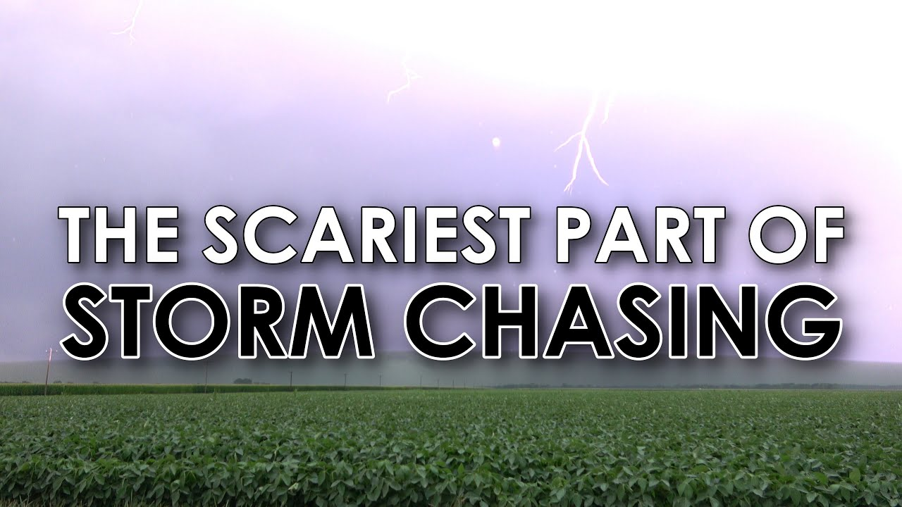 WHAT SCARES ME WHILE STORM CHASING? | Skydrama Short