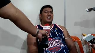 """Beau Belga on teaming with four SMB stars in PH team tune-up: """"Gusto ko ngang lumipat San Miguel eh"""""""