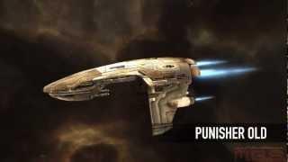 Eve Online - Трейлер Обновление графики