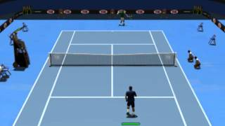 Full Ace tennis Simulation