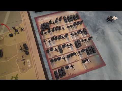 Axis and Allies D-Day - Hit the Beaches!