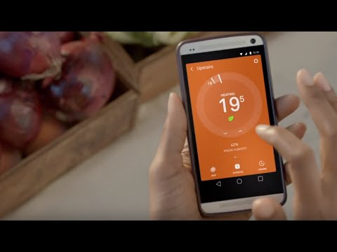 3rd Generation Nest Learning Thermostat™ from Electric Ireland
