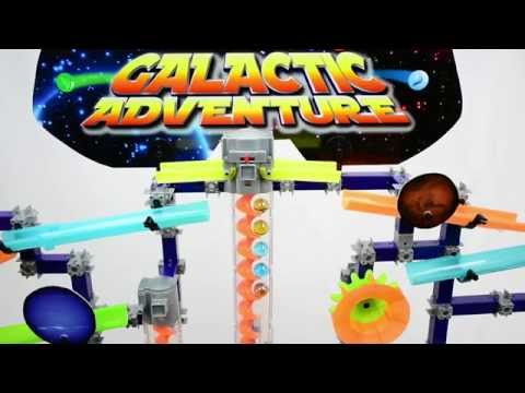 Techno Gears Marble Mania - Galactic Adventure