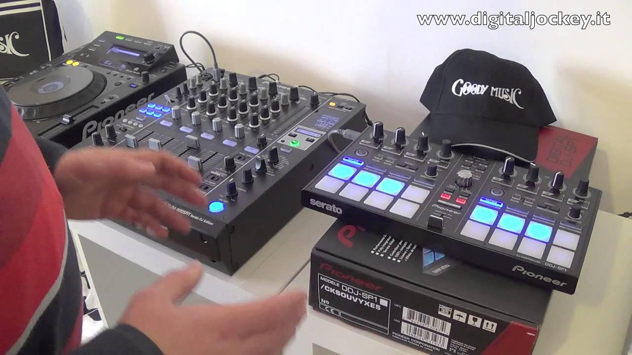 Drivers: Pioneer DJM-900SRT DJ Controller
