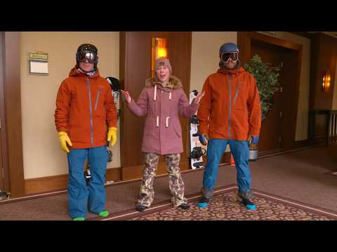 What To Wear Skiing And Snowboarding: A Beginner's Guide | PSIA-AASI