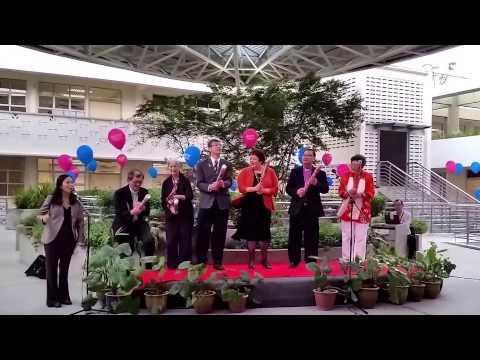 Methodist College Kuala Lumpur - launch of the ADTP