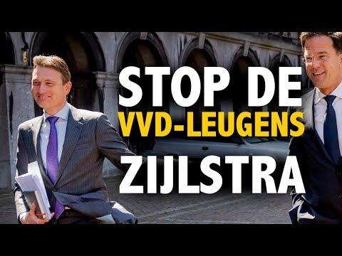 Stop de VVD-leugens. Zijlstra moet aftreden!