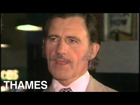 Formula one - Graham Hill Interview - Drive in - 1975