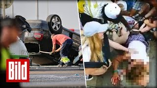 Barcelona & Cambrils - Terror in Spanien