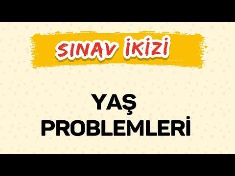 YAŞ PROBLEMLERİ - ŞENOL HOCA