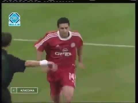 Ronaldo Bicycle Kick Juventus