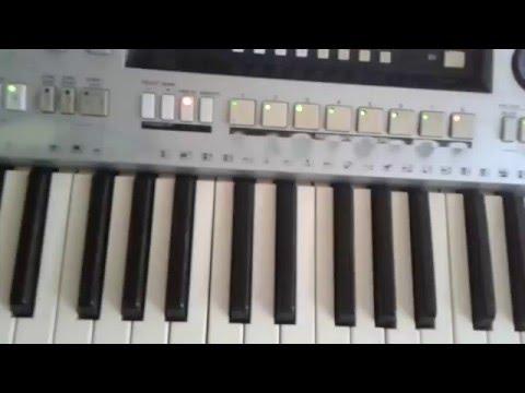 cách điều chỉnh voice trên đàn organ yamaha dòng S