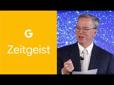 Eric Schmidt, Google - Tomorrow's World - Clip