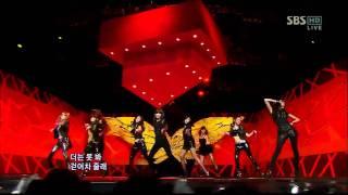 [Girls' Generation, Run Devil Run] 100321 Popular Run Devil Run