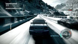 NFS The Run - Summit Independece Pass (BMW M3 GTS). Extreme