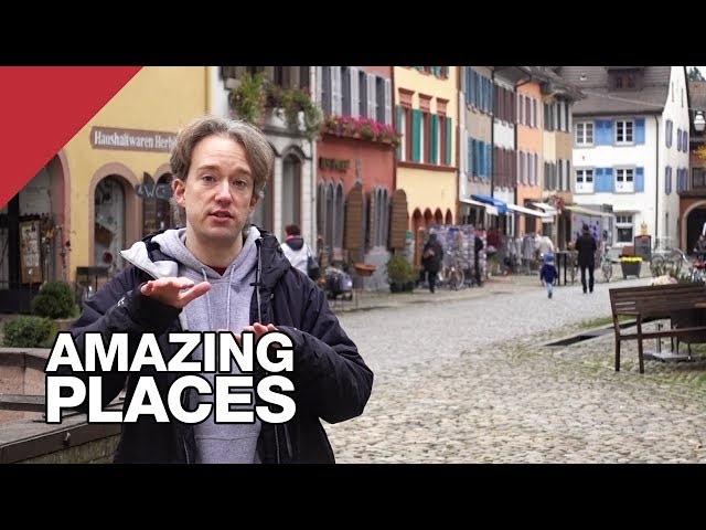 The German Town That's Literally Breaking Apart