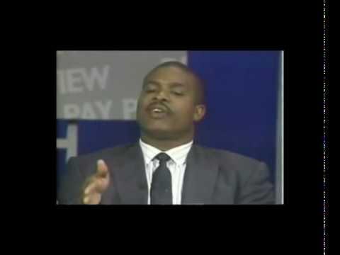 Funny Tyson interview, prefight Ruddock 2