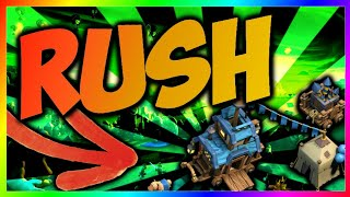 🔴[live] Je rush les jeux de clan ! (clash of clans)