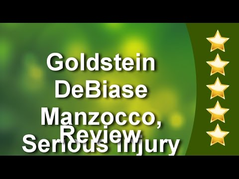 Goldstein DeBiase Manzocco, Serious Injury Lawyers Windsor Perfect 5 Star Review by Wanda B.