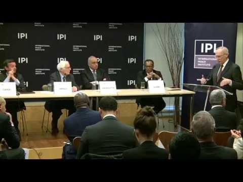 Enhancing Partnerships in Peacekeeping Operations