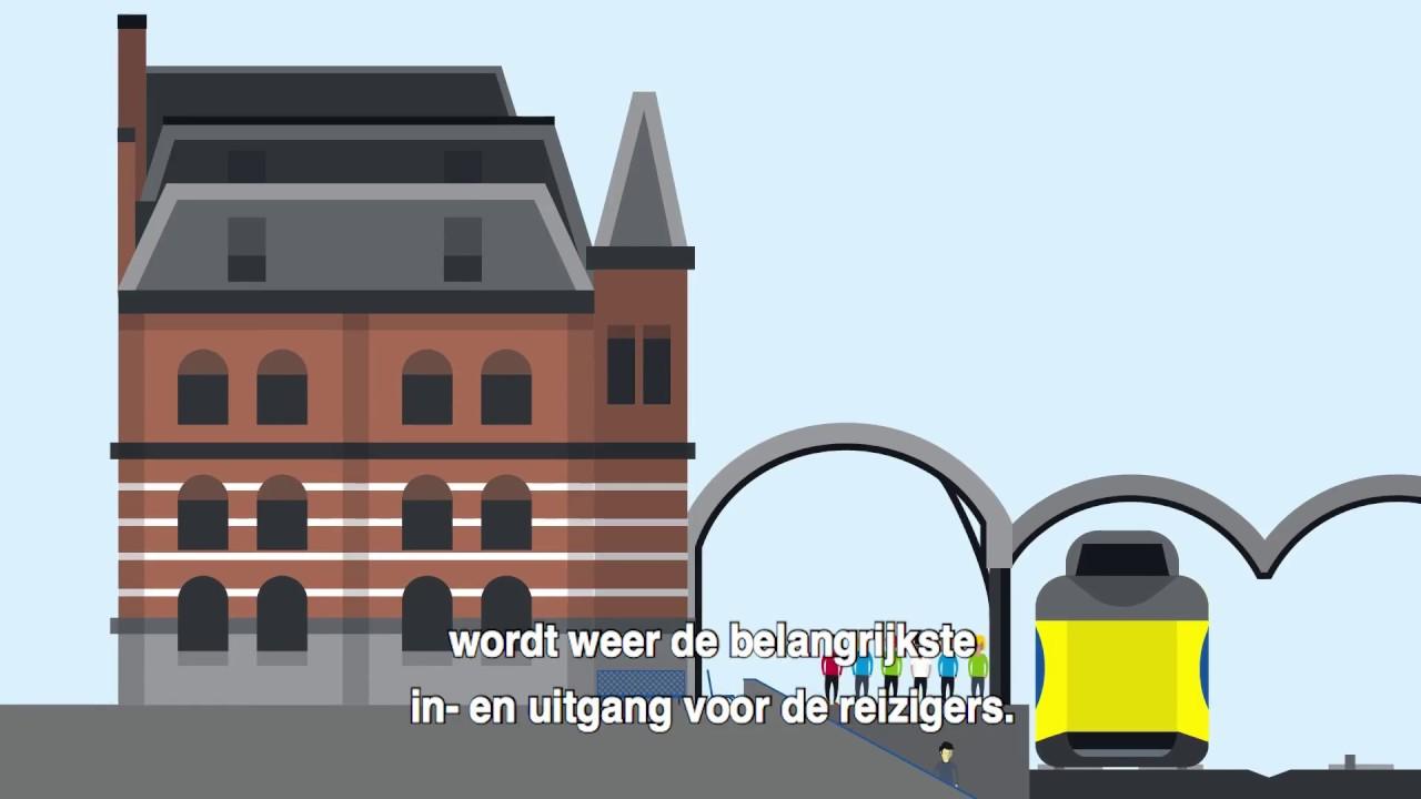 Groningen Railway Zone