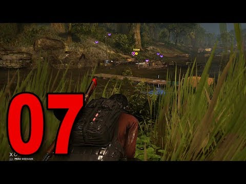 Ghost Recon Wildlands: Fallen Ghosts - Part 7 - Snake in the Grass