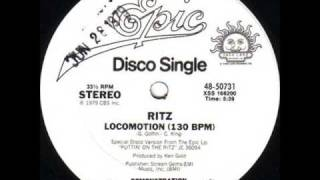 ritz - locomotion extended version by fggk