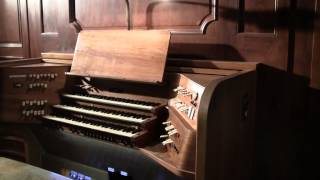 Rick Wakeman Organ Vevey Switzerland Going for the One