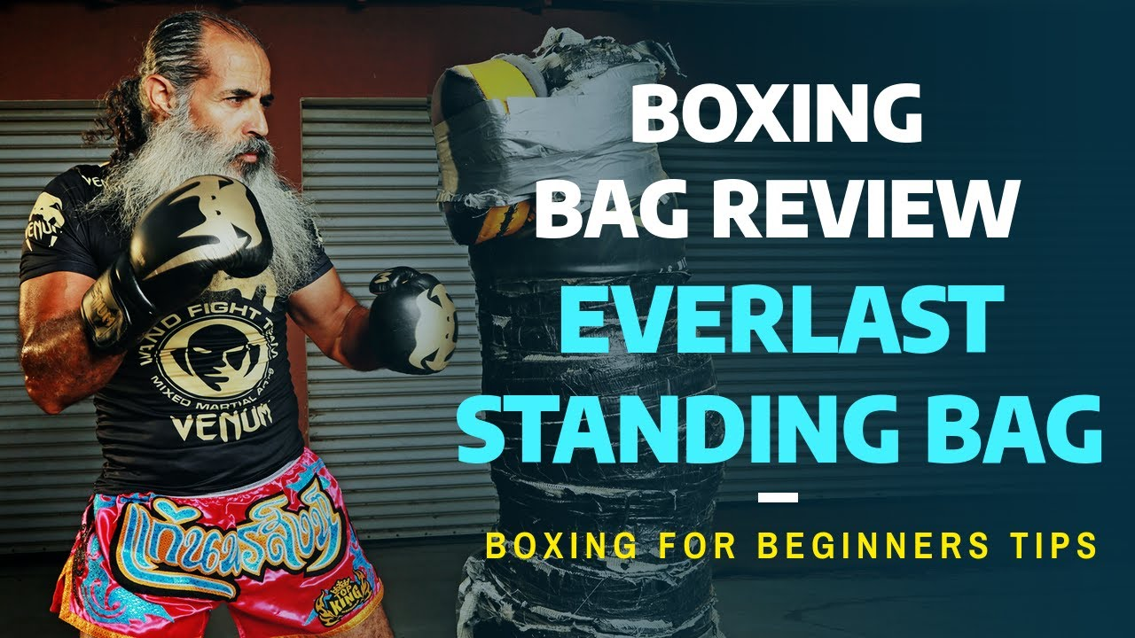 Review The Everlast Free Standing Heavy Boxing Bag