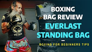 Review: The Everlast free standing heavy boxing bag