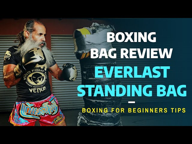 Video Review Everlast Core Freestanding Heavy Bag Boomsbeat