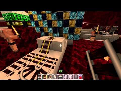 Fish Spider Industries! Ep 37: Escape Train Portal of Ultimate Fun!