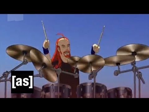 The Hoverdrums Incident | Metalocalypse | Adult Swim