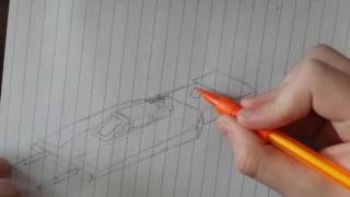 How to draw a BTL Y-Wing part 1