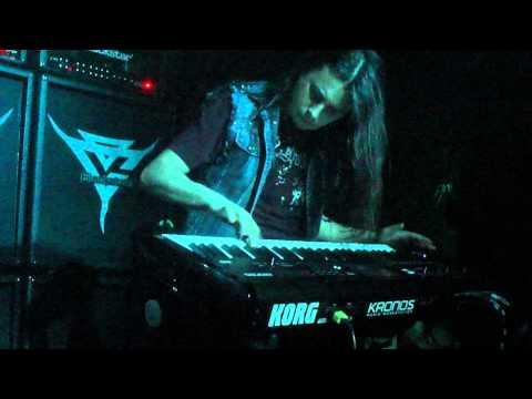 Firewind (Bob Katsionis) - Keyboard Solo (live in Nuneaton)