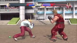 Tekken Tag Tournament 2 Ep.1: Online Matches [HD] Gameplay Xbox360/PS3/WiiU