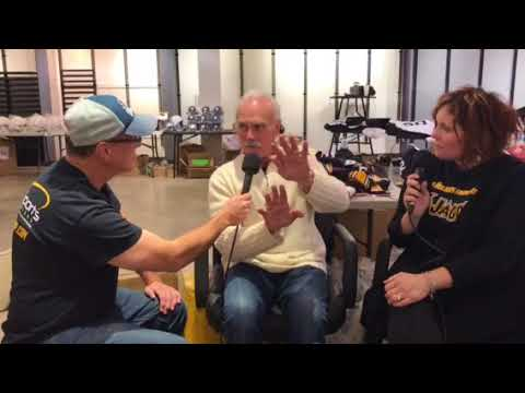 Rocky Bleier - His One-Man Play is On