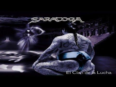 Saratoga - Ángel De Barro (Letra)