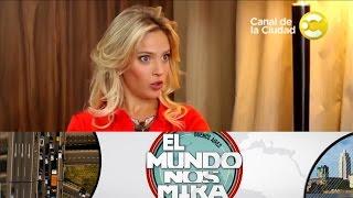 Luisana Lopilato en El mundo nos mira - programa 135
