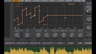 Vengeance Producer Suite - Avenger - Tutorial Video 21: 120 Update: Granular Envelope