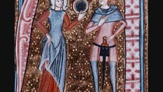 Jacques de Cambrai (ca.1235-ca.1285) - O Dame, ke Deu portais (chanson)